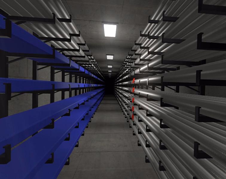 地下综合管廊气体检测fang案图片